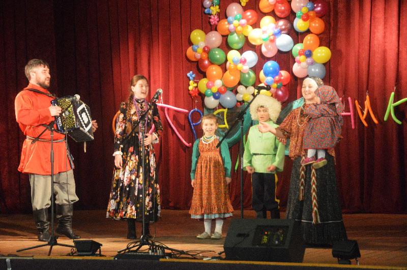 Работники культуры Читинского района