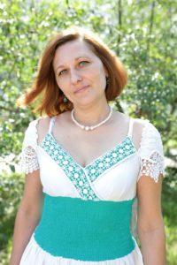 Ольга Николаевна КАЗАКОВА, сотрудник Центра защиты прав граждан ПП «Справедливая Россия»