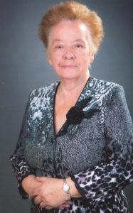 Гаврилова Нелли Львовна, председатель Совета Ветеранов войны и труда муниципального района «Читинский район»