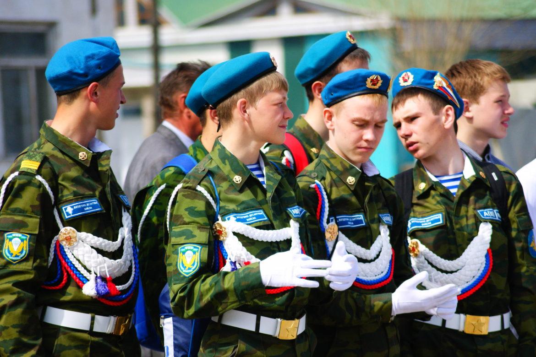 IX спартакиада молодежи допризывного возраста Читинского района