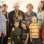 Концерт в селе Беклемишево, посвященный Празднику Великой Победы