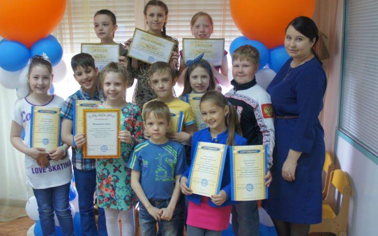 Вручение сертификатов и свидетельств об окончание курса