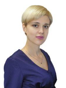 Виктория Бессонова