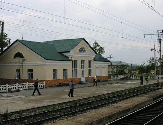 Станция Ингода
