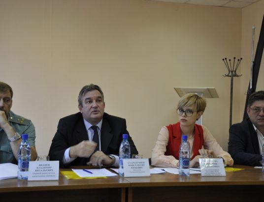 31 августа предприниматели Забайкальского края обсудили накопившиеся вопросы с начальником Читинской таможни Константином Стародубцевым.