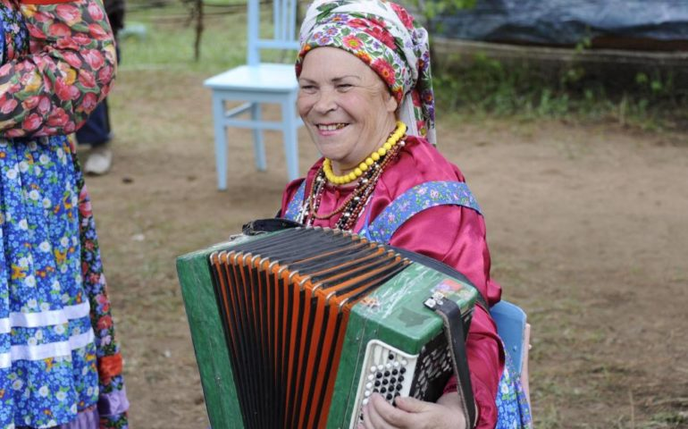 Ирина Дмитриевна Агапитова