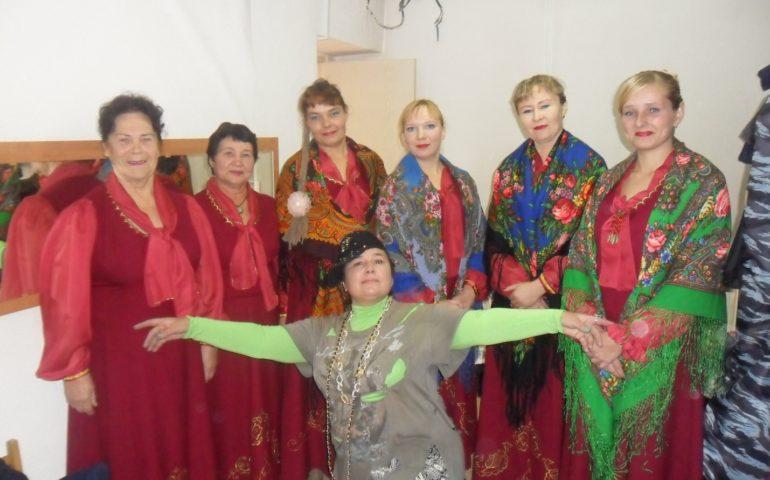 Участницы конкурса «Грани таланта» МДОУ «Березка» с. Верх-Чита