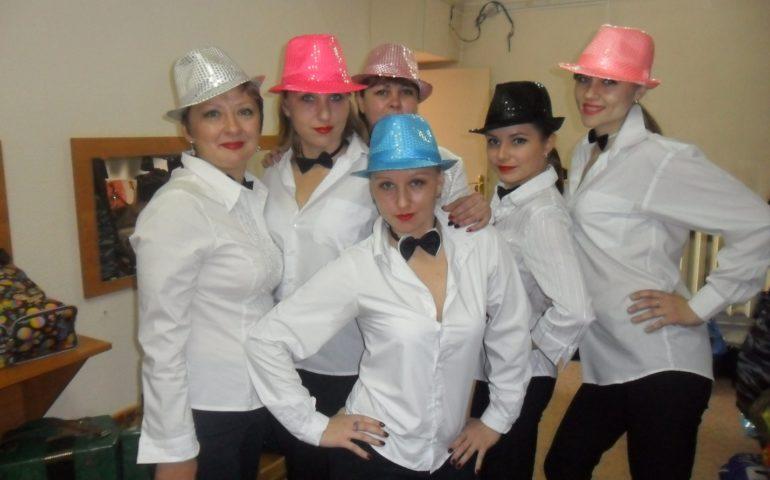 Участницы конкурса «Грани таланта» МДОУ «Малыш» пгт «Атамановка»