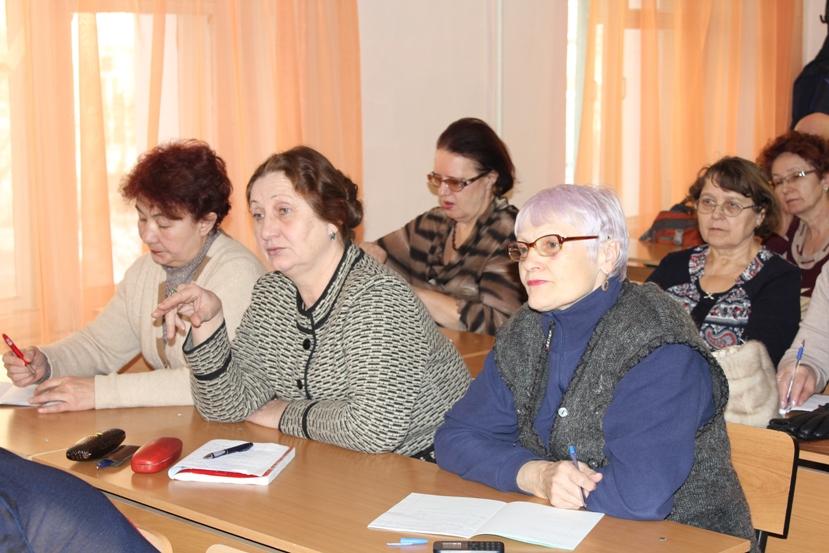 Вера Безрукова: «Активные пенсионеры очень заинтересованы в повышении своей правовой культуры»