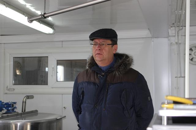 Глава минсельхоза в Читинском районе