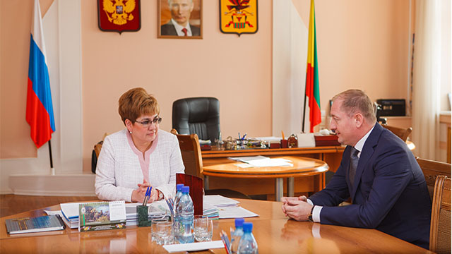 Правительство Забайкальского края и МРСК Сибири подписали соглашение о сотрудничестве