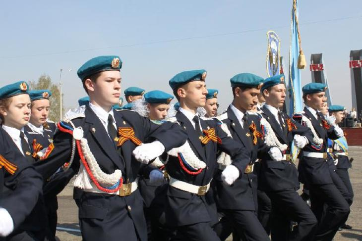 Наталья Жданова: «Юнармия» - новый виток в развитии патриотического движения в Забайкалье»