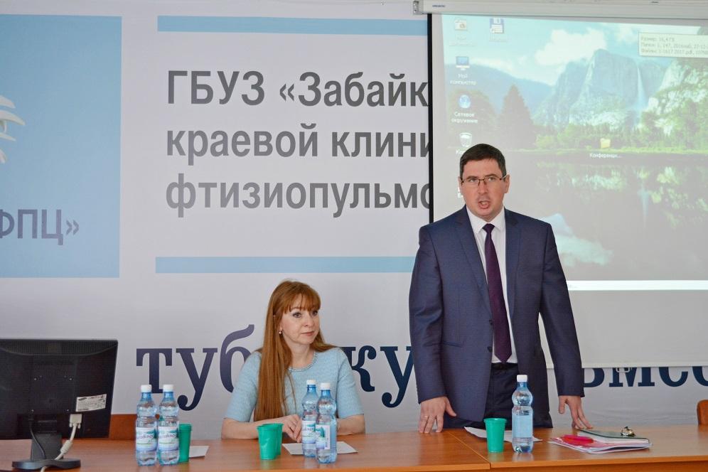 Правительство Забайкальского края выделит 10 миллионов рублей на лекарства больным туберкулезом