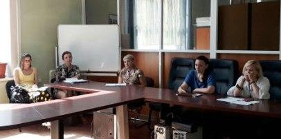В краевой Кадастровой палате 30 июня 2017 года прошла рабочая встреча с представителями органов местного самоуправления.