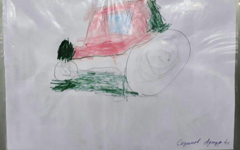 Конкурс детских творческих работ «Мой дом, моя семья – моё счастливое детство!»